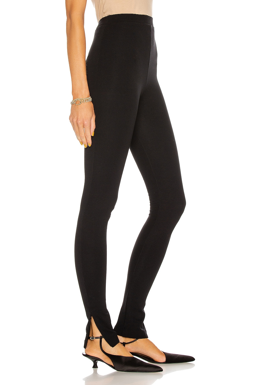 Image 3 of Toteme Cork Pant in Black