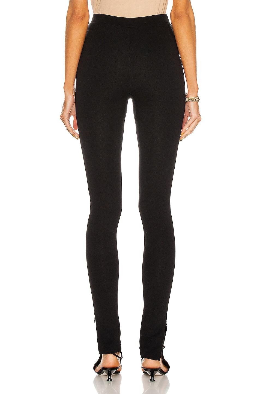 Image 4 of Toteme Cork Pant in Black