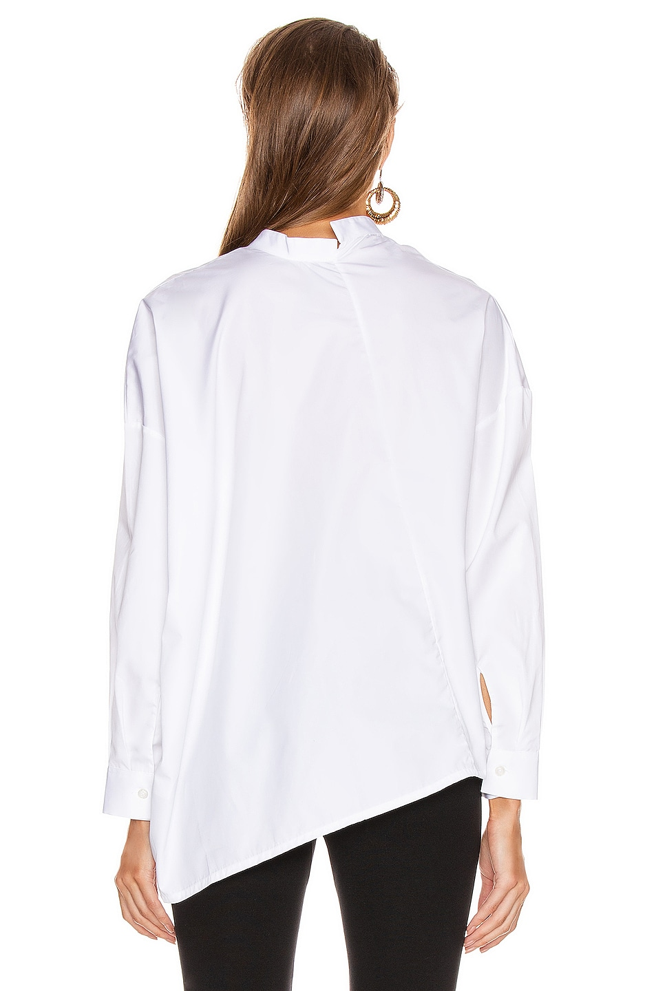 Image 5 of Toteme Noma Top in White