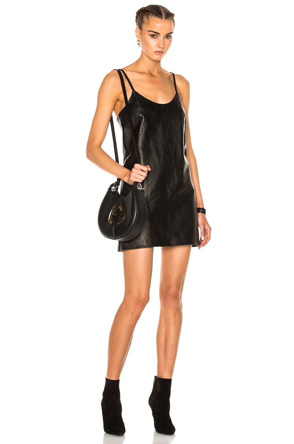 Image 1 of ThePerfext Candace Dress in Black