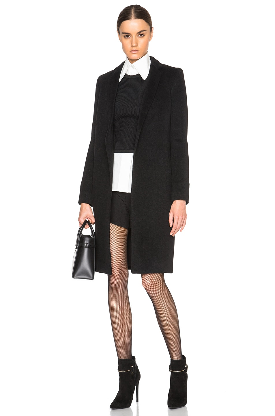 Image 1 of ThePerfext Manhattan Coat in Black