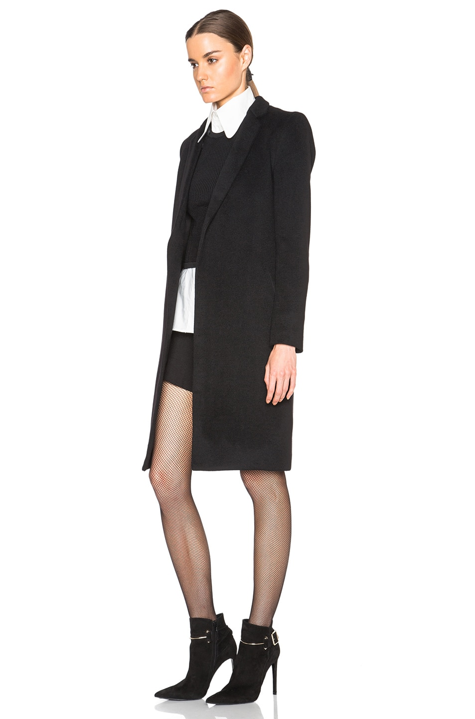 Image 2 of ThePerfext Manhattan Coat in Black