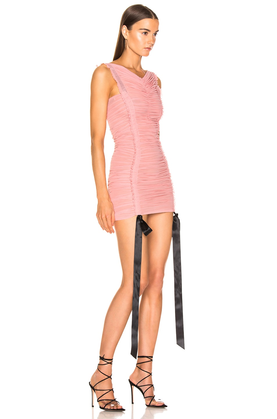 Image 2 of TRE by Natalie Ratabesi Cabaret Dress in Pink