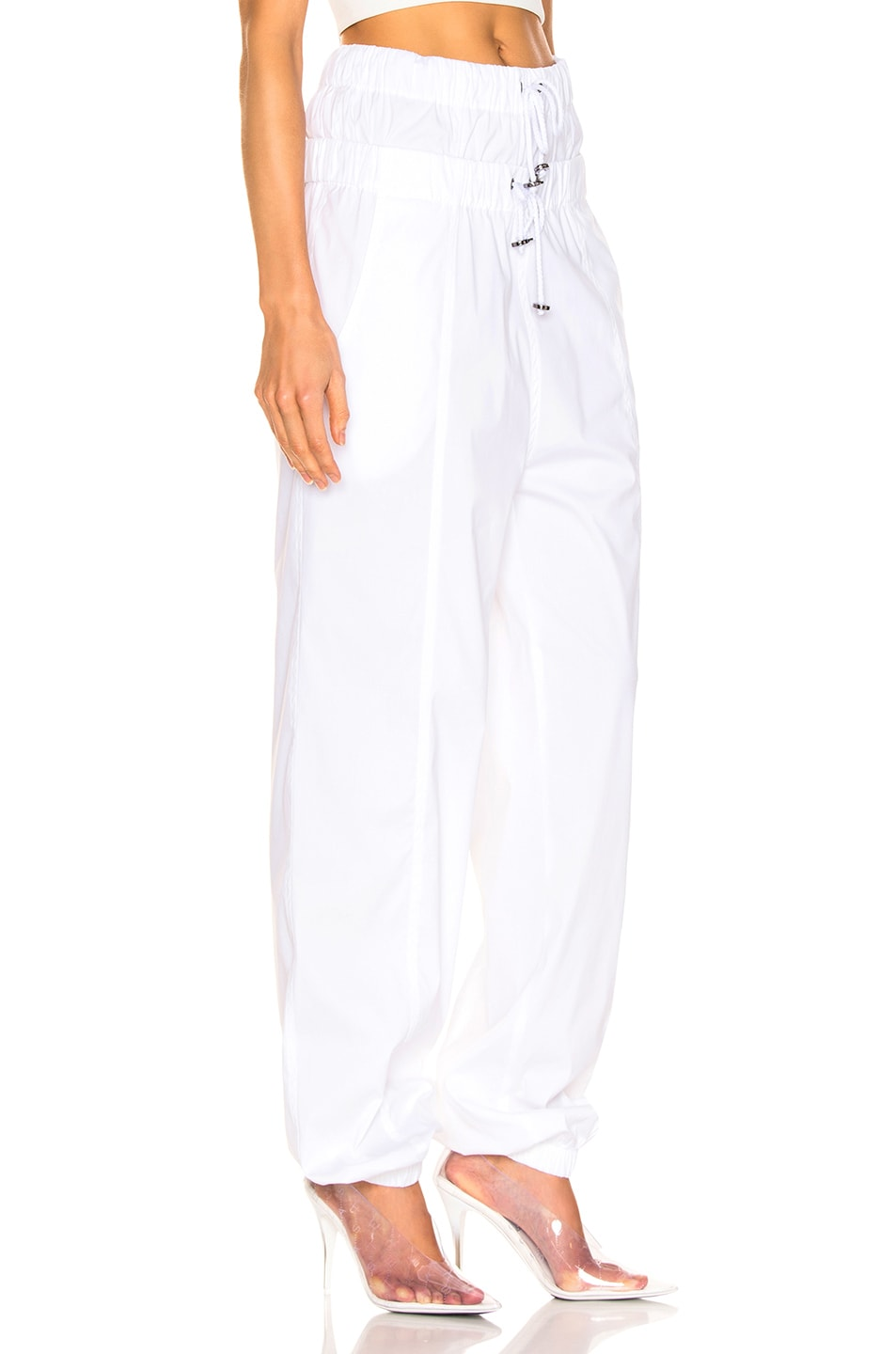 Image 2 of TRE by Natalie Ratabesi Flo Track Pant in White