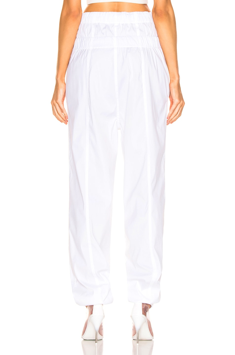 Image 3 of TRE by Natalie Ratabesi Flo Track Pant in White