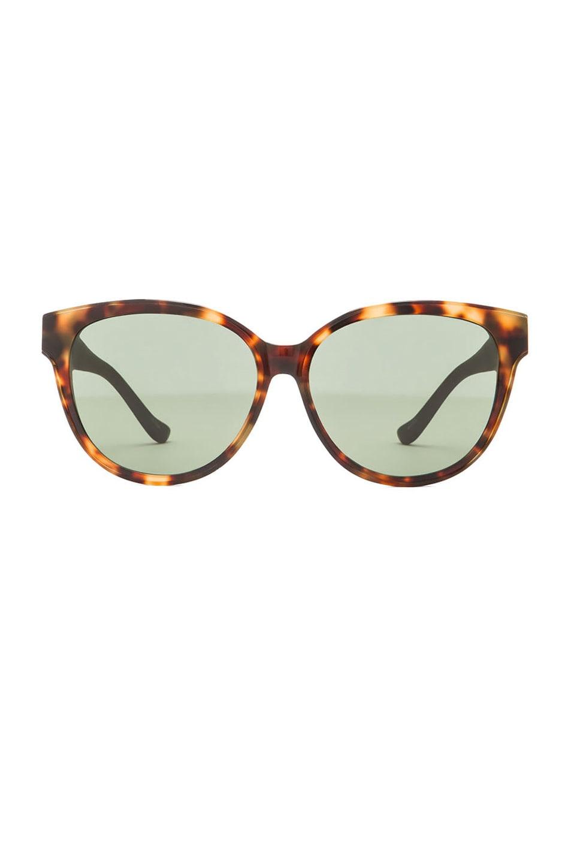 Image 1 of The Row Cat Eye Sunglasses in Tortoise