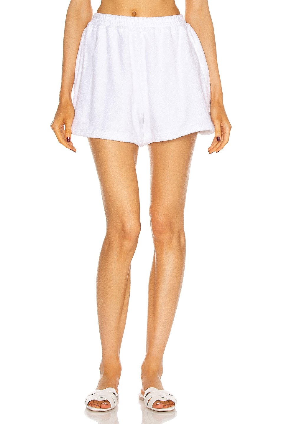 Image 1 of TERRY Cruise Short in Bianco