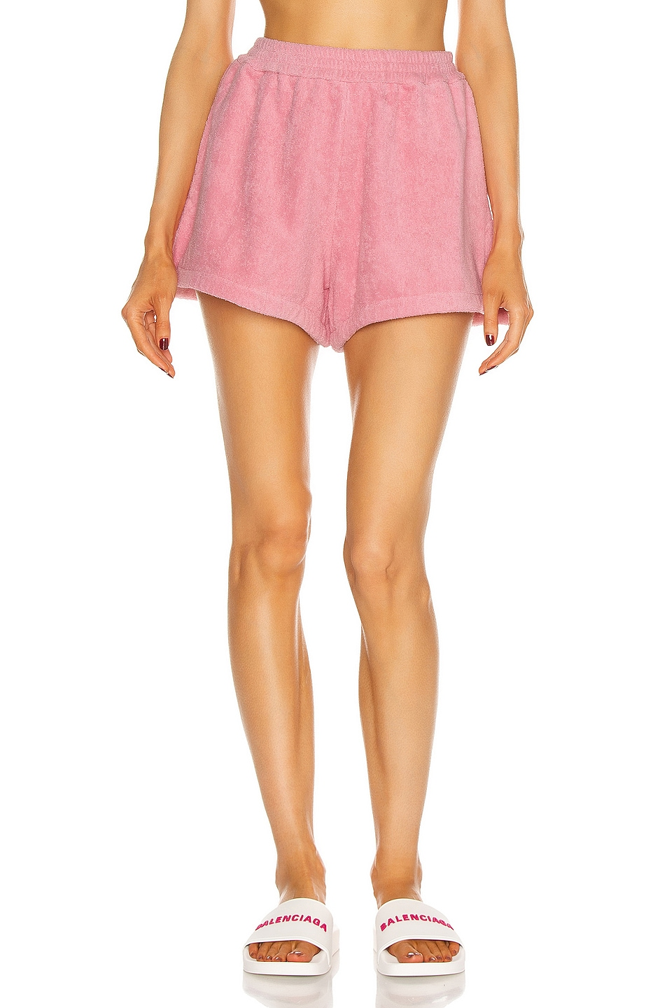 Image 1 of TERRY Estate Short in Pink
