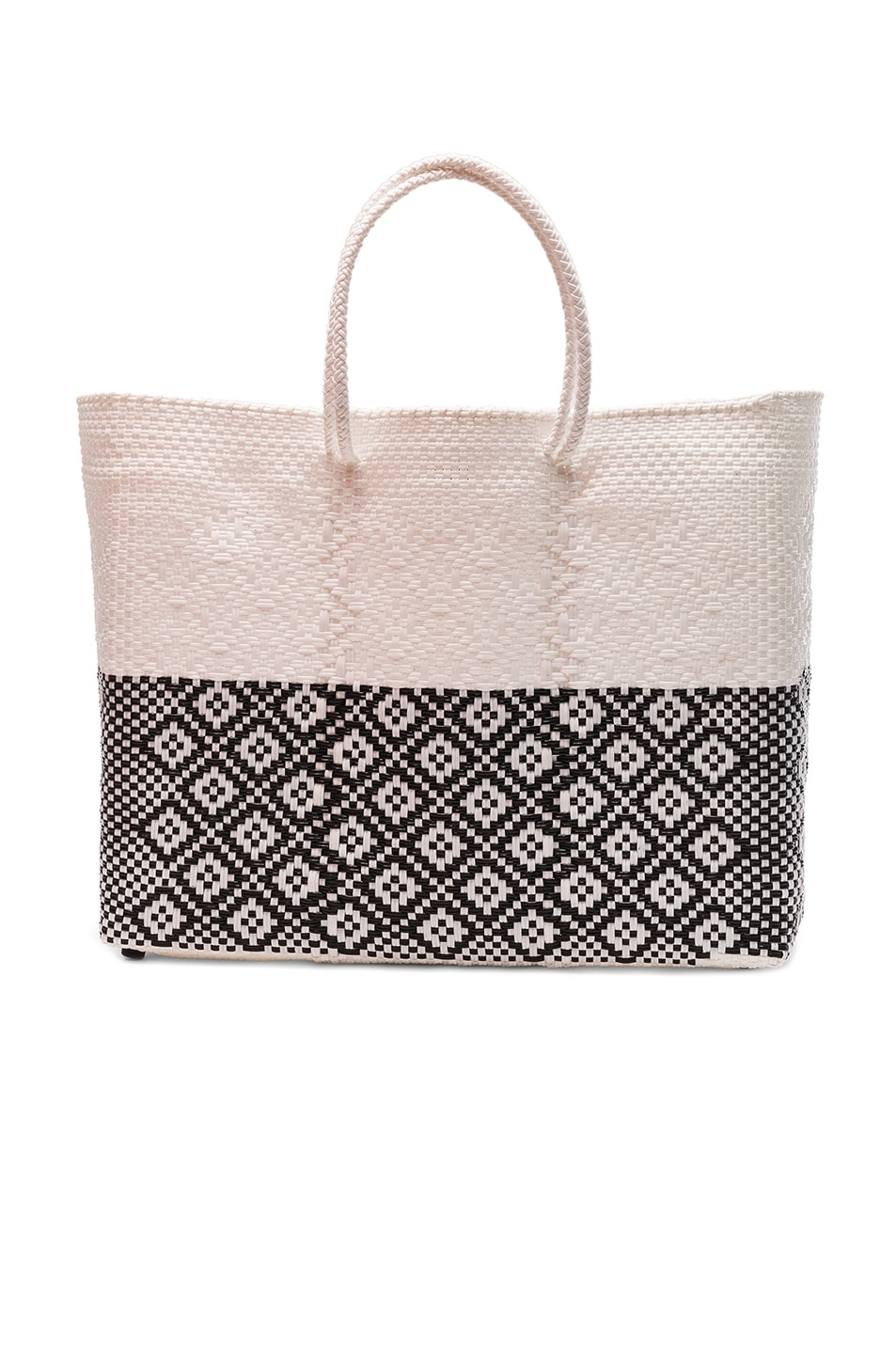 Image 1 of Truss Large Tote in Half White
