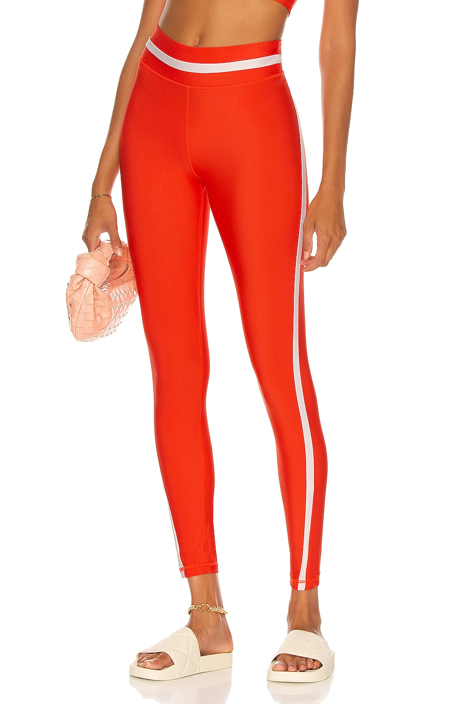 Image 1 of THE UPSIDE Mallorca Yoga Pant in Red