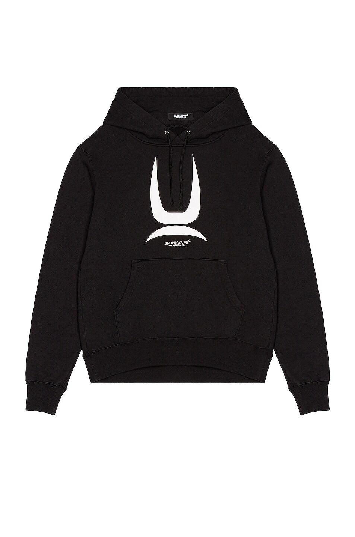 Image 1 of Undercover Hoodie in Black