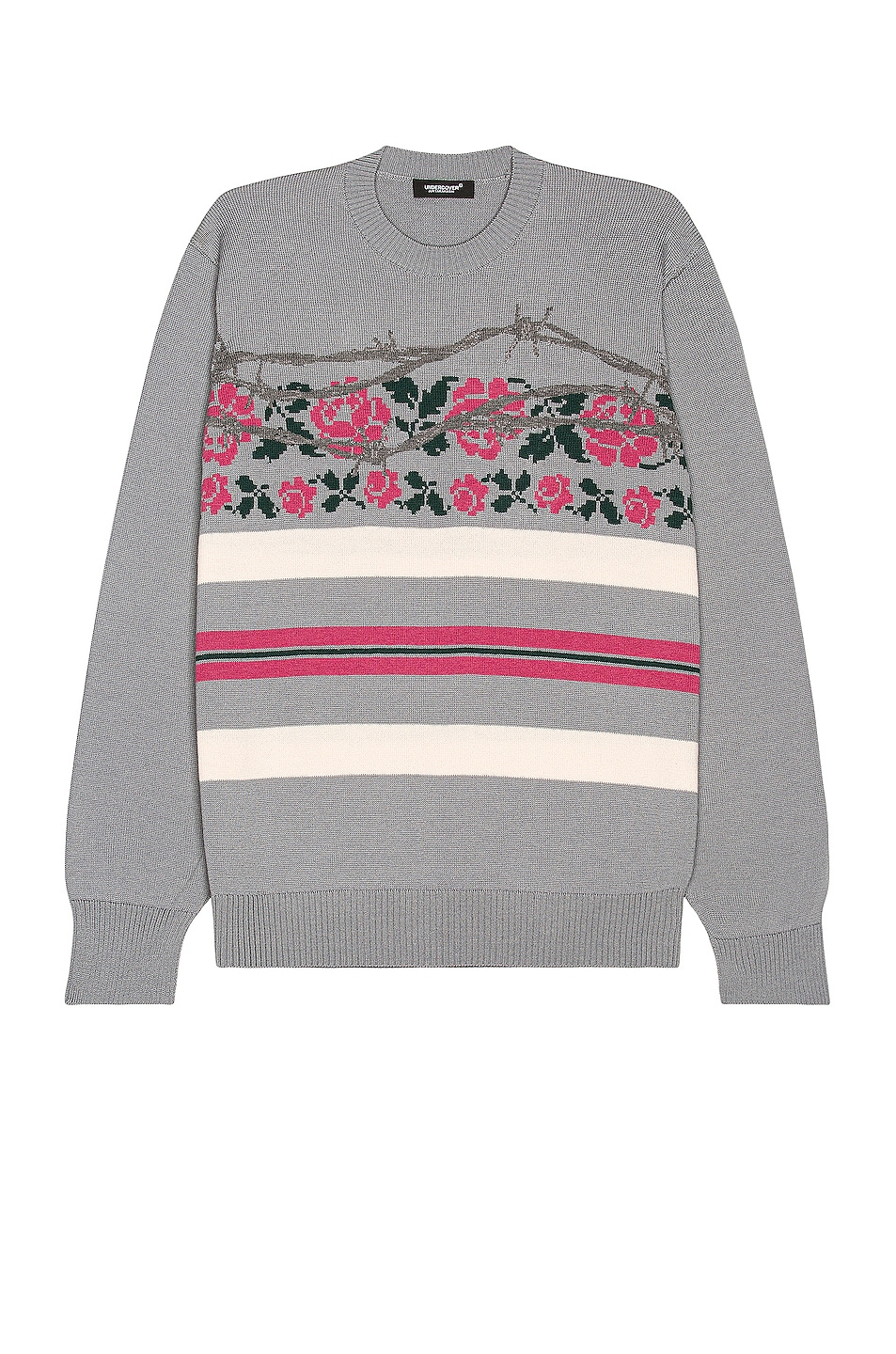 Image 1 of Undercover Sweater in Gray