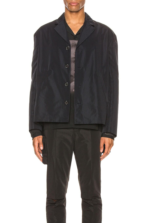 Image 1 of Undercover Overcoat in Navy