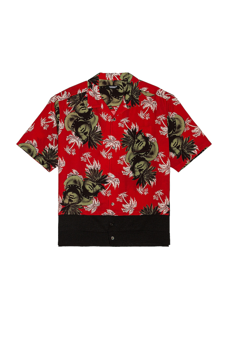 Image 1 of Undercover Shirt in Red Base