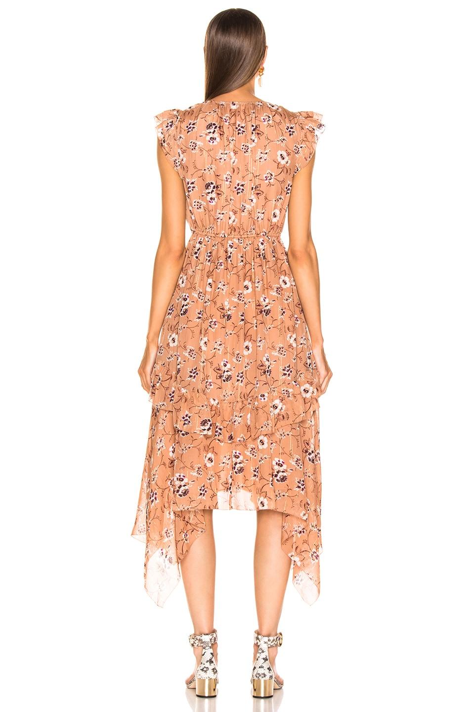 Image 3 of Ulla Johnson Ciel Dress in Cafe