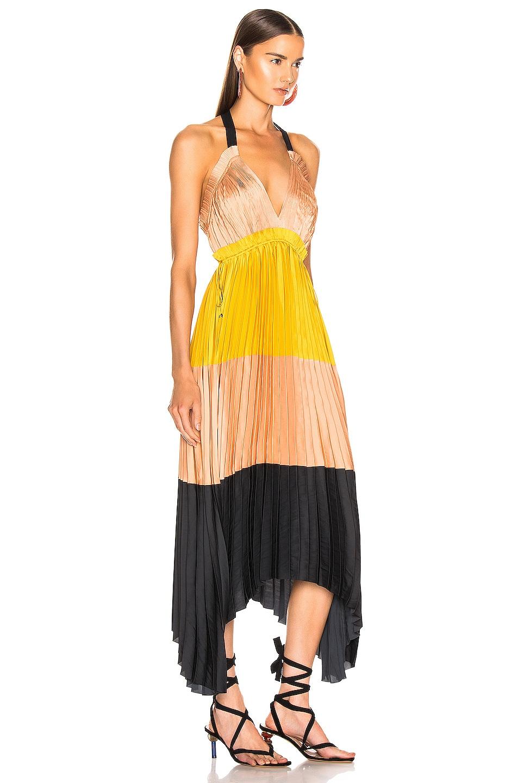 Image 2 of Ulla Johnson Gisella Dress in Marigold