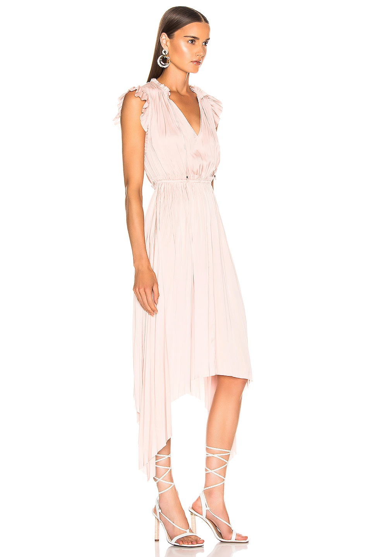 Image 2 of Ulla Johnson Senna Dress in Peony