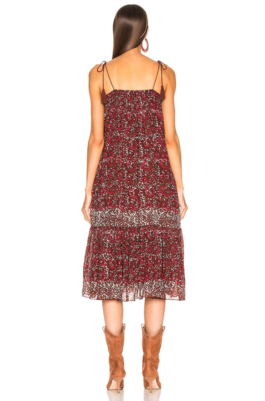 Image 3 of Ulla Johnson Eugenia Dress in Henna