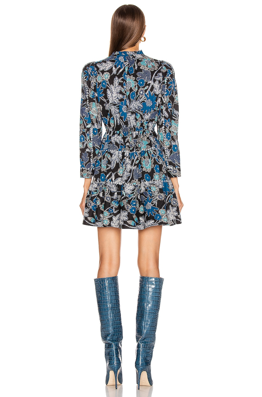 Image 3 of Ulla Johnson Liv Dress in Lapis