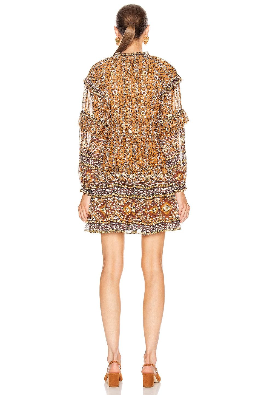 Image 3 of Ulla Johnson Erisa Dress in Ochre