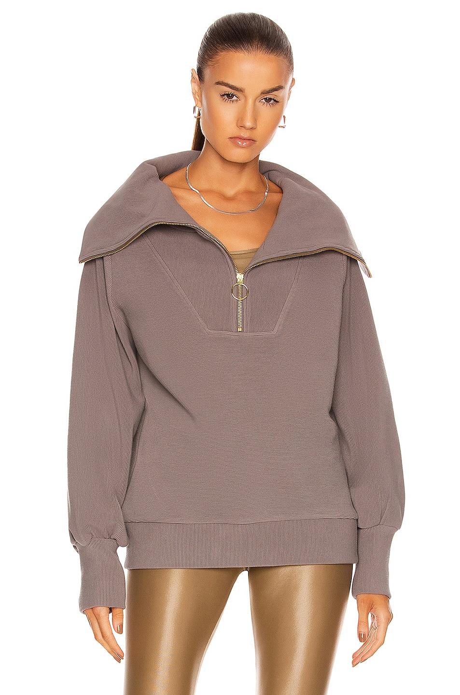 Image 1 of Varley Vine Sweatshirt in Deep Charcoal