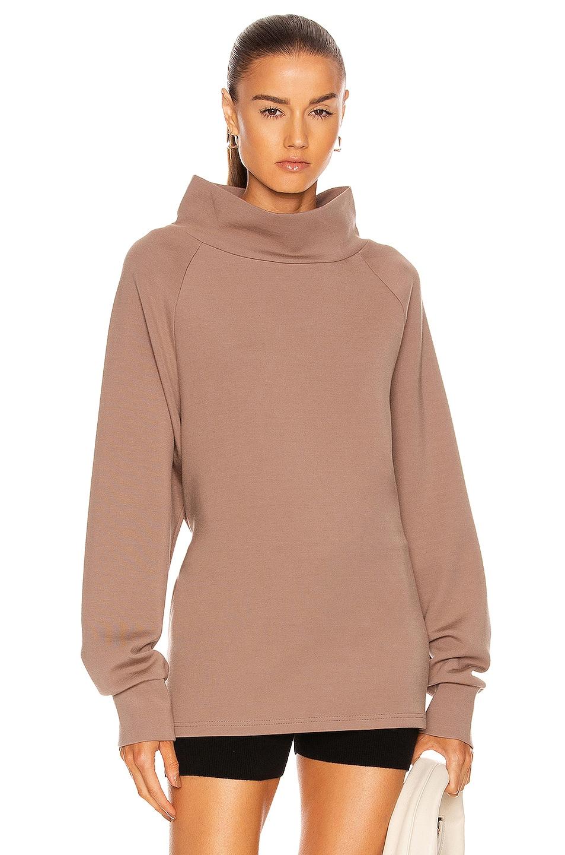 Image 1 of Varley Arcola Sweatshirt in Pine Bark