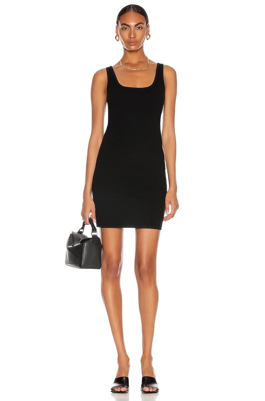 Image 1 of Victor Glemaud Mini Dress in Black