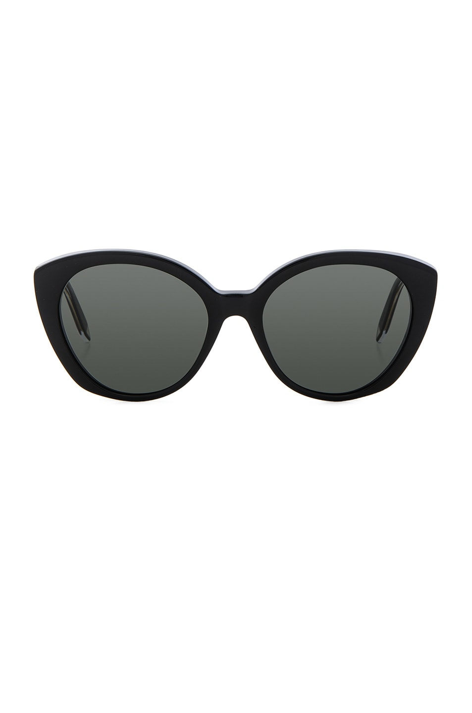 Image 1 of Victoria Beckham Acetate Kitten in Black