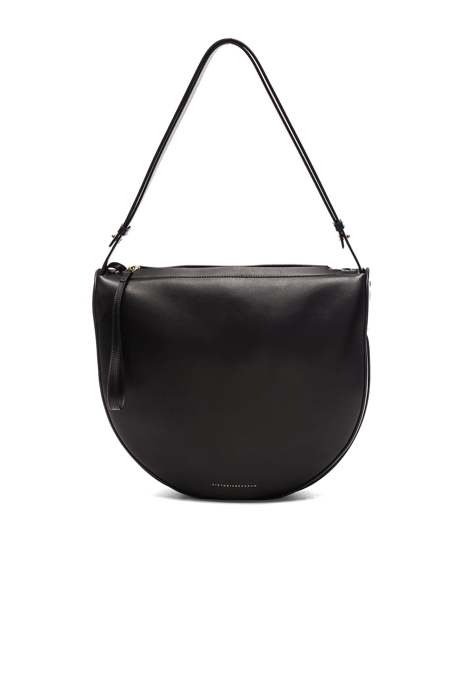 Image 1 of Victoria Beckham Swing Bag in Black