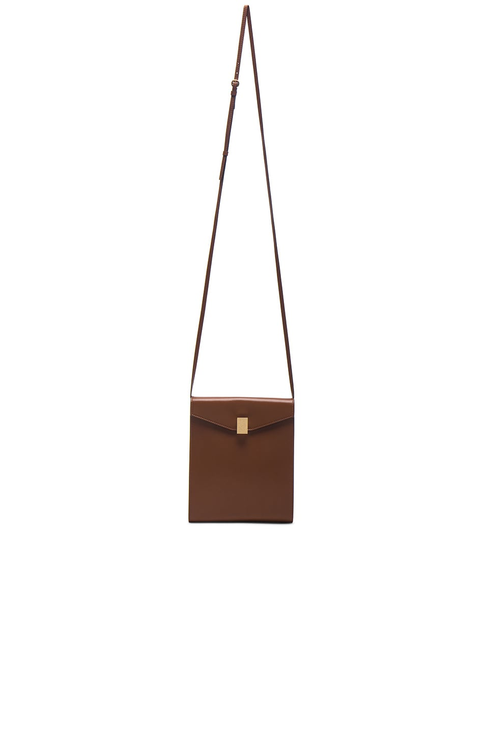 Image 5 of Victoria Beckham Postino Bag in Couoio