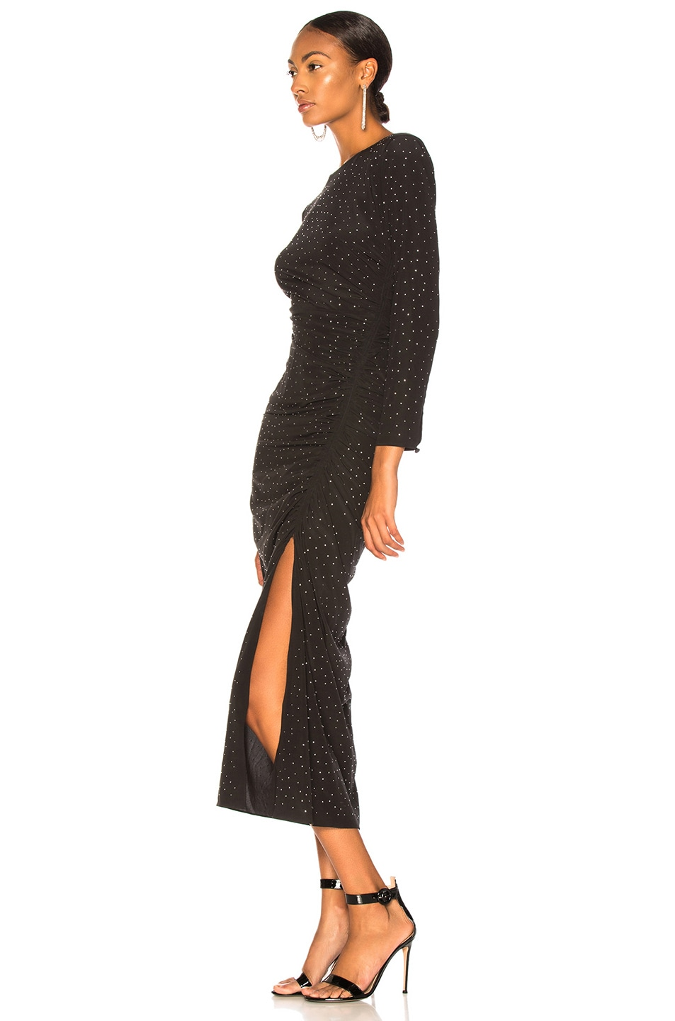 Image 3 of Veronica Beard Amara Dress in Black