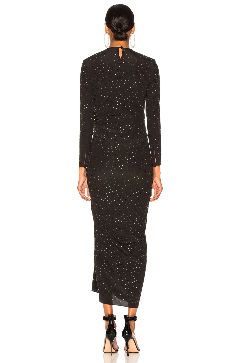 Image 4 of Veronica Beard Amara Dress in Black