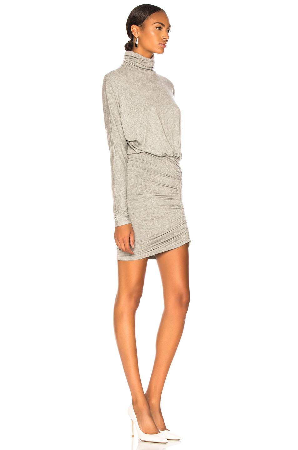 Image 2 of Veronica Beard Manda Dress in Heather Grey