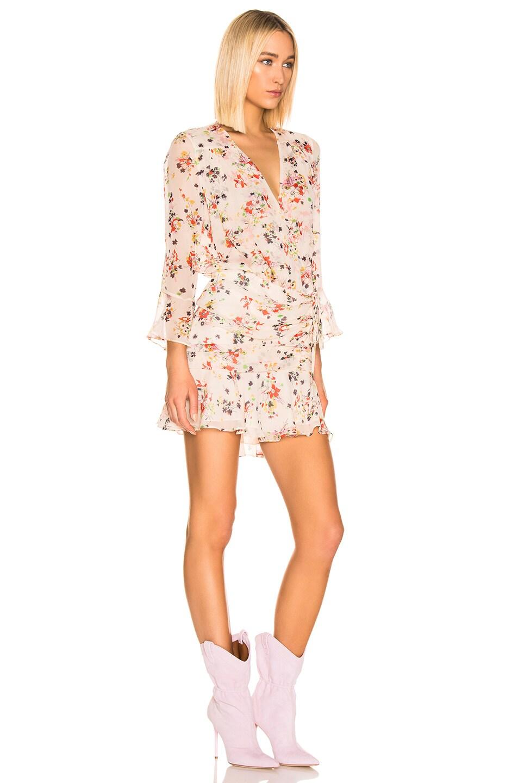Image 2 of Veronica Beard Sean Dress in Cream Multi