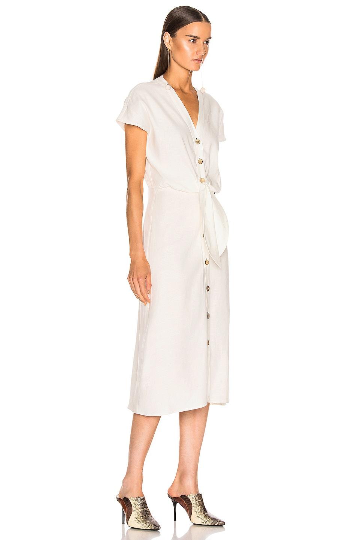 Image 2 of Veronica Beard Giana Dress in White