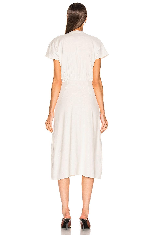 Image 3 of Veronica Beard Giana Dress in White