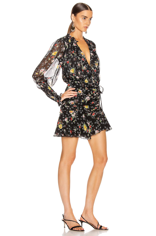 Image 2 of Veronica Beard Armeria Dress in Black Multi