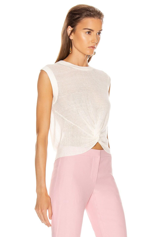 Image 2 of Veronica Beard Kellen Sweater in Ivory
