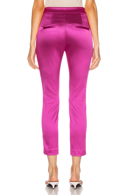 Image 3 of Veronica Beard Lago Pant in Pink
