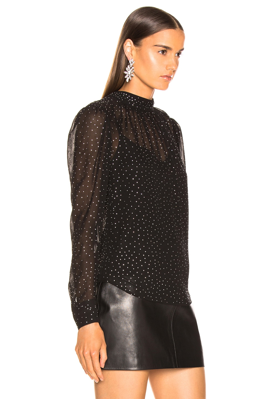 Image 2 of Veronica Beard Mena Top in Black