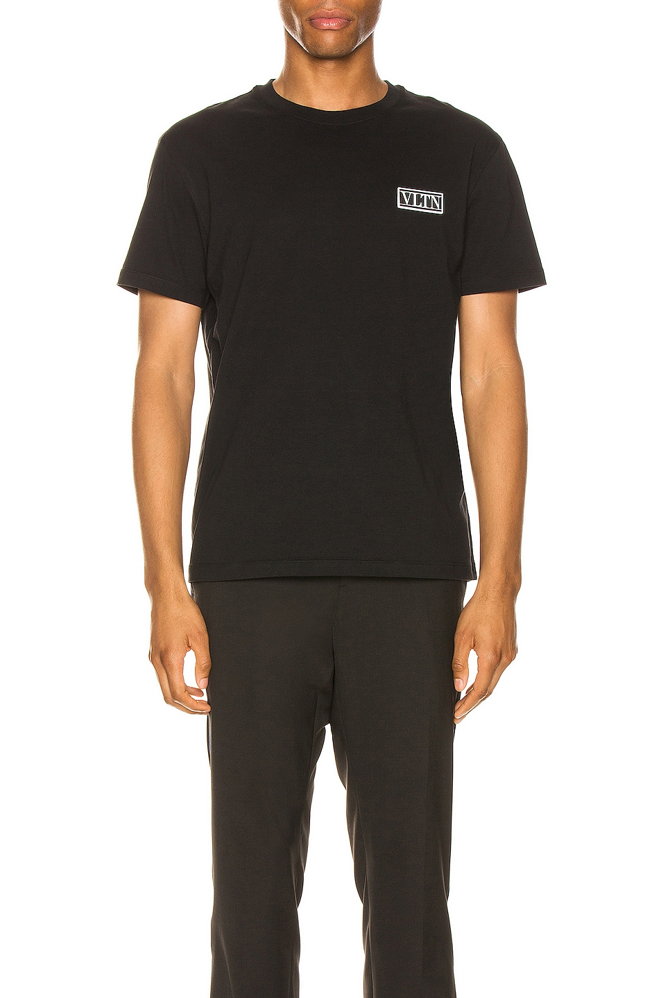 Image 1 of Valentino Garavani VLTN Tee in Black