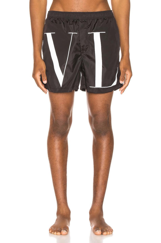 Valentino Shorts Swim Short