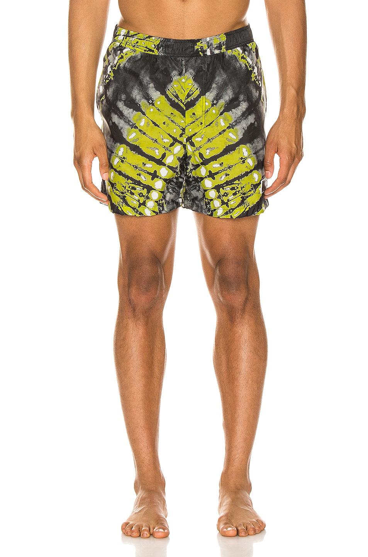 Image 1 of Valentino Swim Trunks in Pop Skin