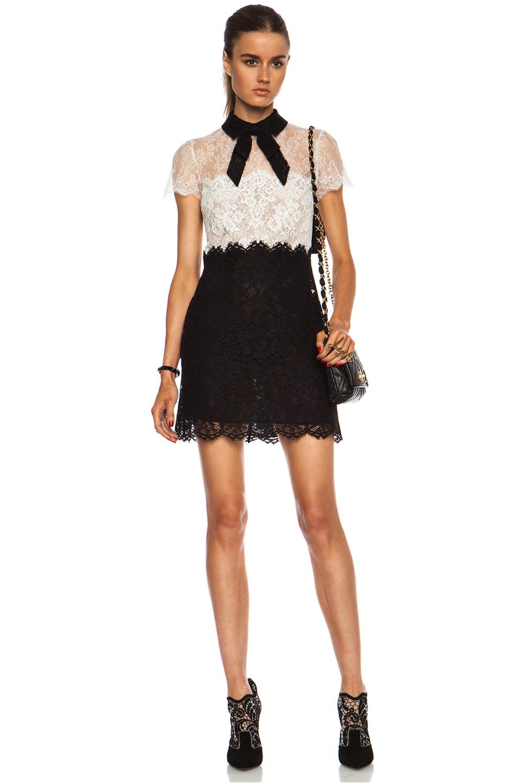 Black dress kisschasy lyrics - Valentino Short Black Lace Dress