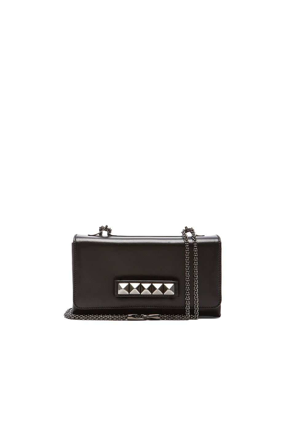 Image 1 of Valentino Noir Rockstud Va Va Voom Bag in Black