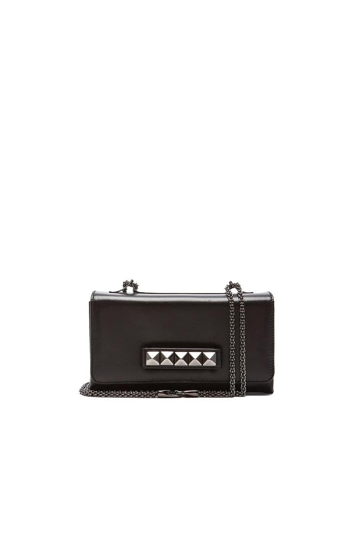 Image 1 of Valentino Noir Rockstud Va Va Voom Bag in Black