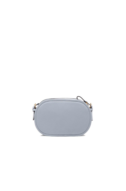 Image 3 of Valentino Small Logo Go Cross Body Bag in Water Sky