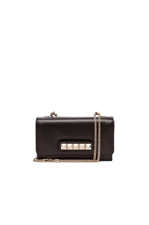 Image 1 of Valentino Small Va Va Voom Bag in Black