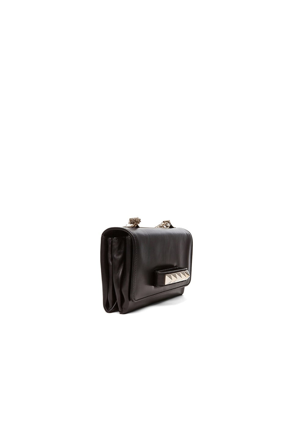 Image 3 of Valentino Small Va Va Voom Bag in Black