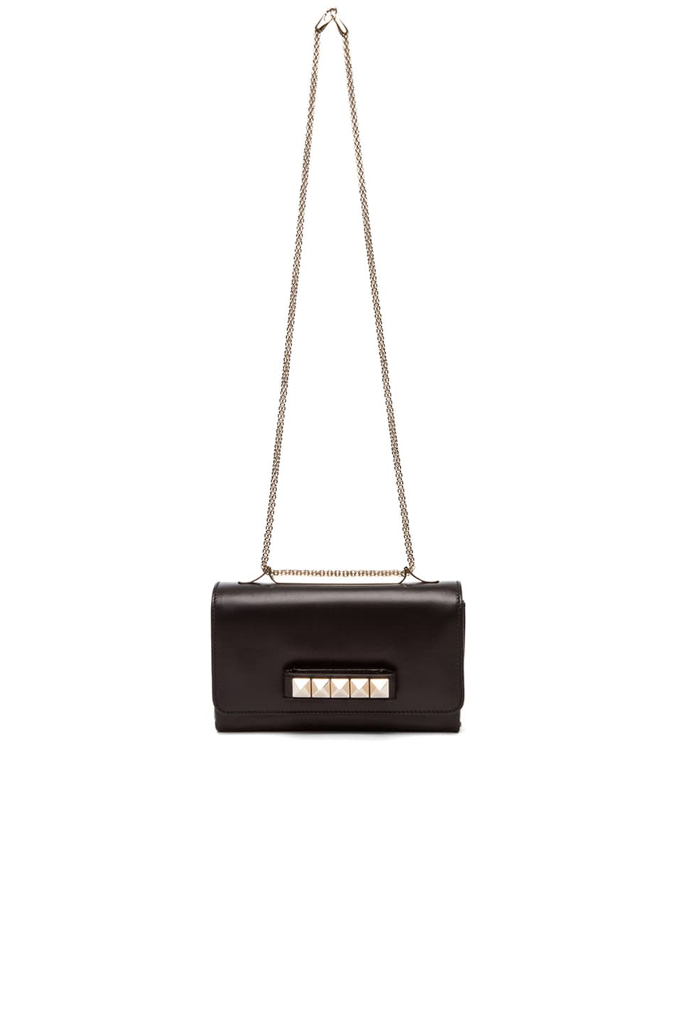 Image 6 of Valentino Small Va Va Voom Bag in Black